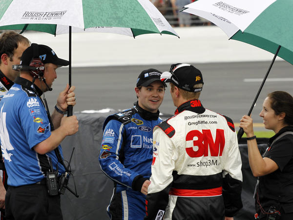 Ricky Stenhouse Jr, Greg Biffle