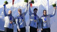 Photos: U.S. medalists at the Sochi Olympics