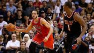 Photos: Heat 93, Bulls 79