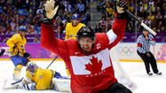 Canada's on the ball, beats Sweden in Sochi Olympics hockey final