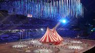 Closing ceremony lacks block-party atmosphere
