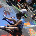 Lake Worth Street Painting Festival Pictures-