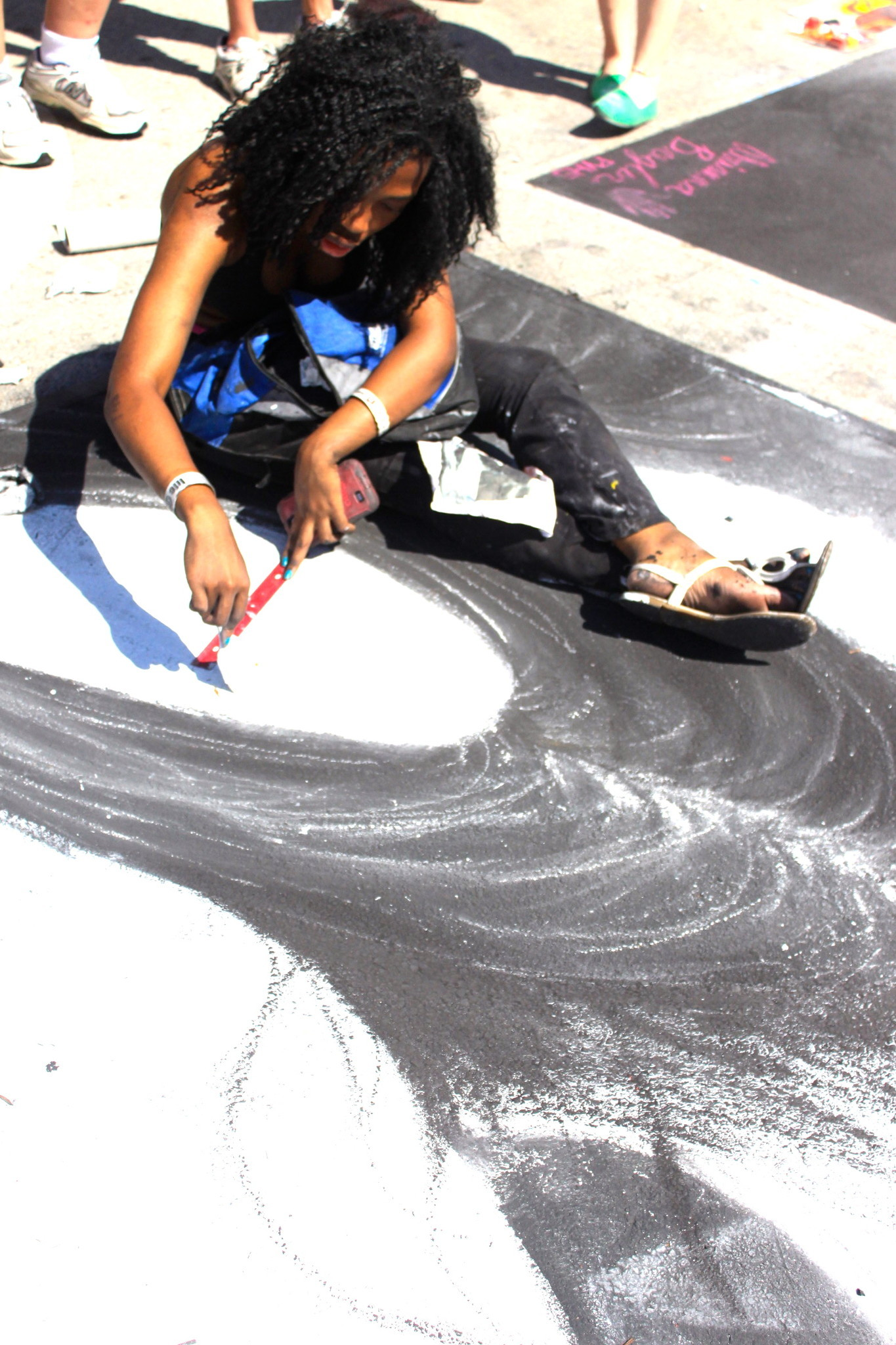 Lake Worth Street Painting Festival - Lake Worth Street Painting Festival Pictures-