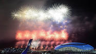 Closing ceremony from the 2014 Sochi Winter Olympics
