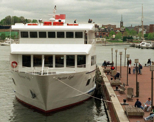 American Cruise Lines offers Chesapeake Bay cruises emphasizing history, nature and wildlife.