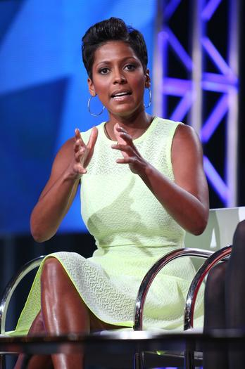 """Tamron Hall is also anchor for """"NewsNation"""" on MSNBC. ( Frederick M"""