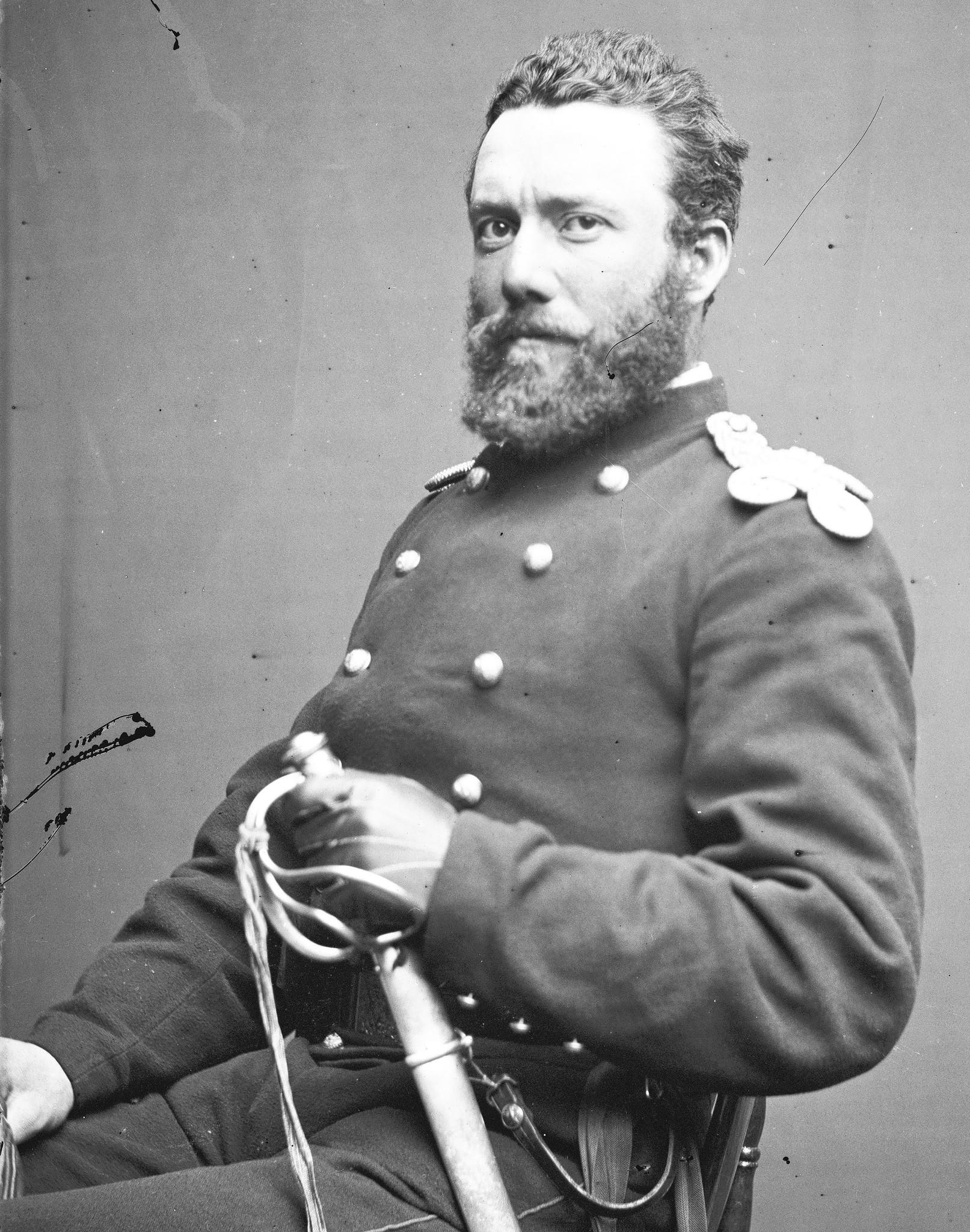 Col. Robert M. West had overseen the Union occupation of Williamsburg for more than a year when he completed plans for one of the North's largest raids on Richmond.