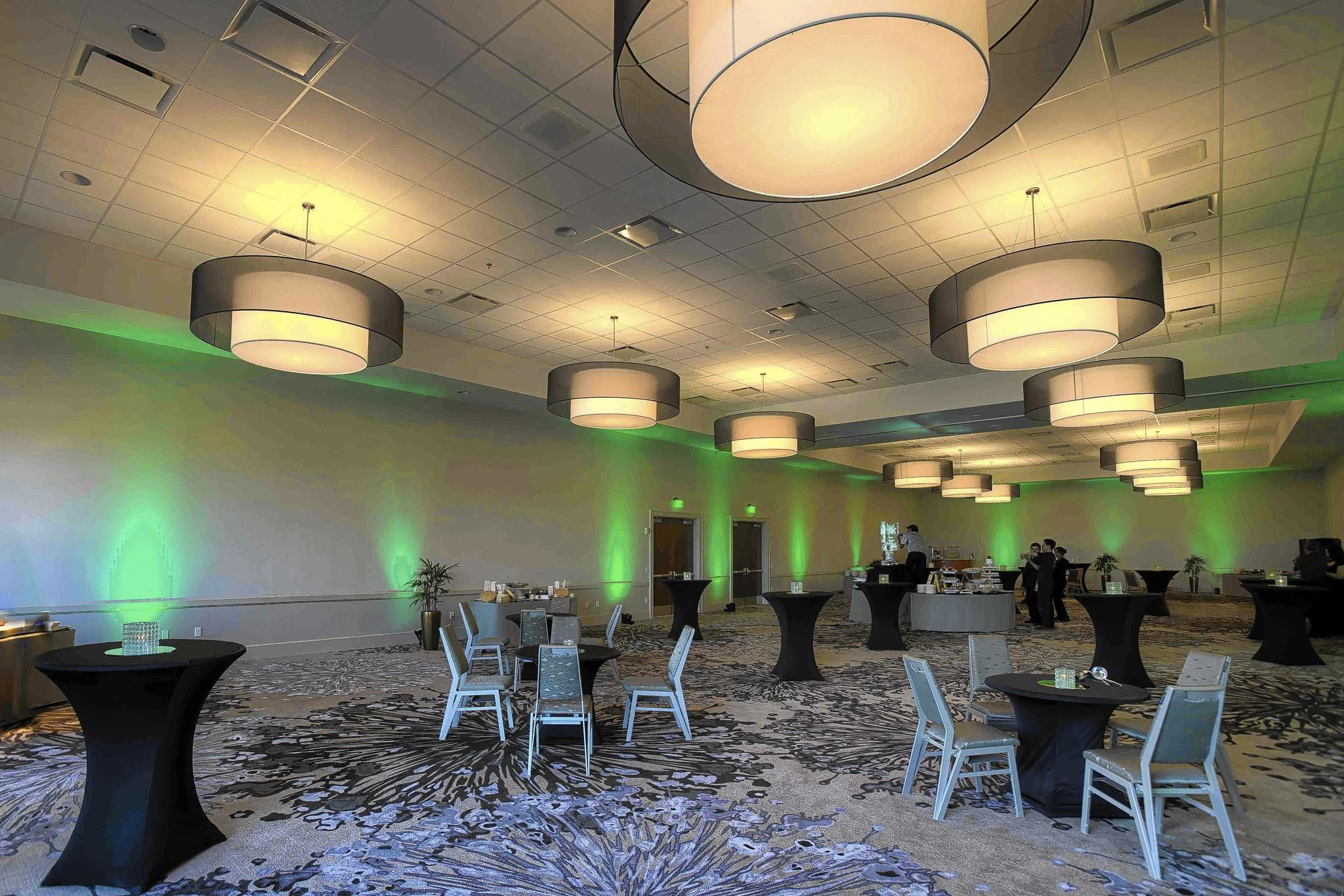 A picture of the new Lotus Ballroom at the Westin Orlando Univesal Boulevard.