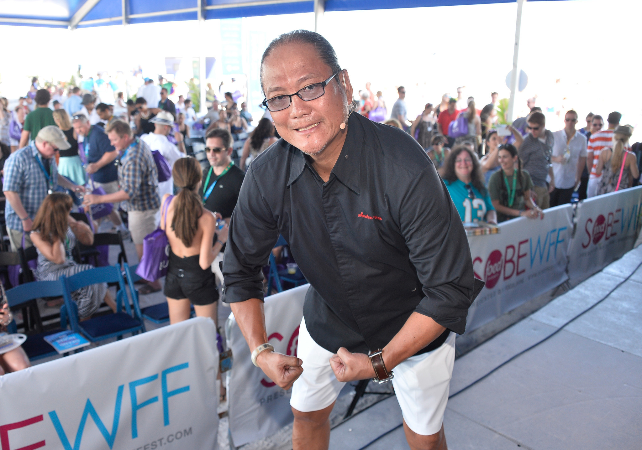 Celebrity-spotting at the South Beach Wine & Food Festival - South Beach Wine & Food Festival