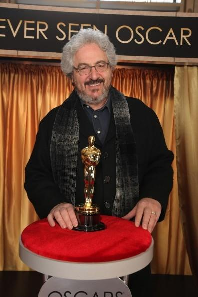 """Actor, director and screenwriter Harold Ramis attends the """"Meet the Oscars"""" exhibit at The Shops at North Bridge Feb. 25, 2010."""