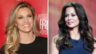 Erin Andrews replacing Brooke Burke-Charvet as 'DWTS' host