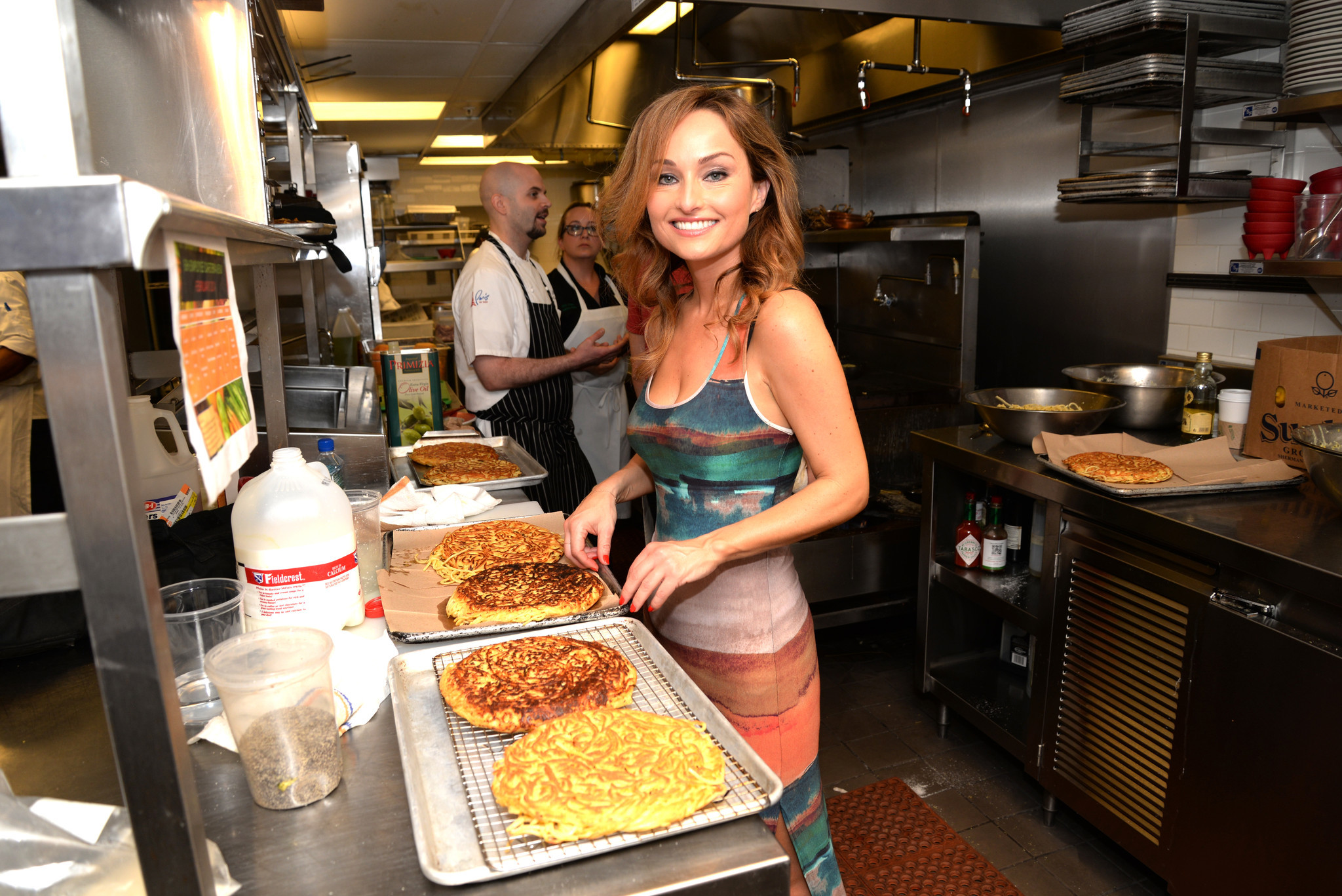 Celeb-spotting around South Florida - Ciao Chow! An Italian Dim Sum-Style Champagne Brunch With Giada De Laurentiis - Food Network South Beach Wine & Food Festival