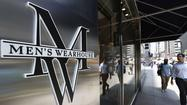 Men's Wearhouse ups bid for Jos. A. Bank by 10 percent