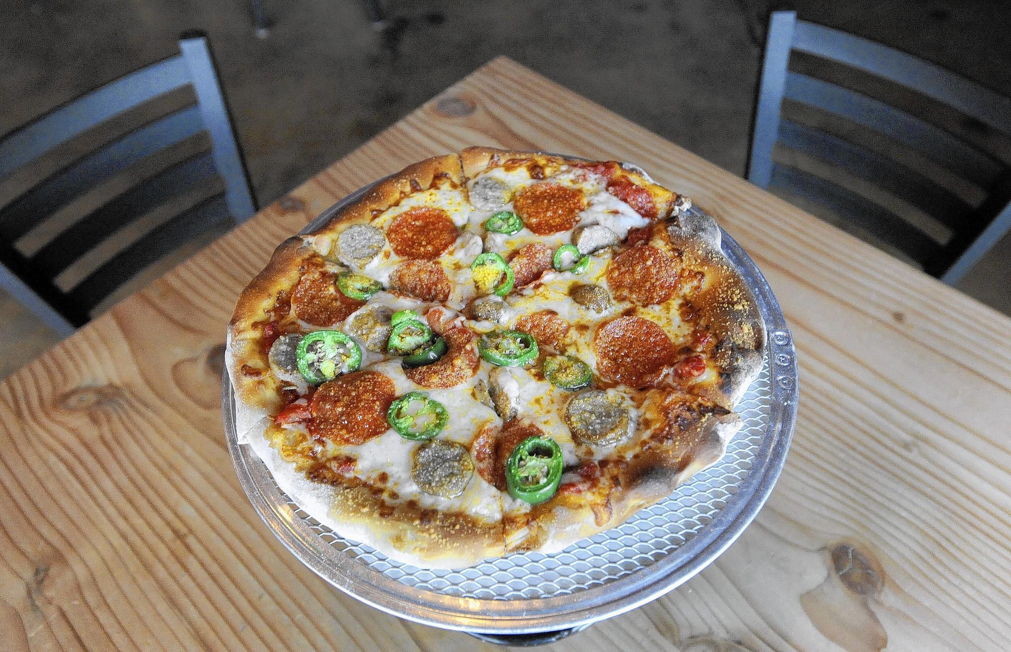 Gringo pizza