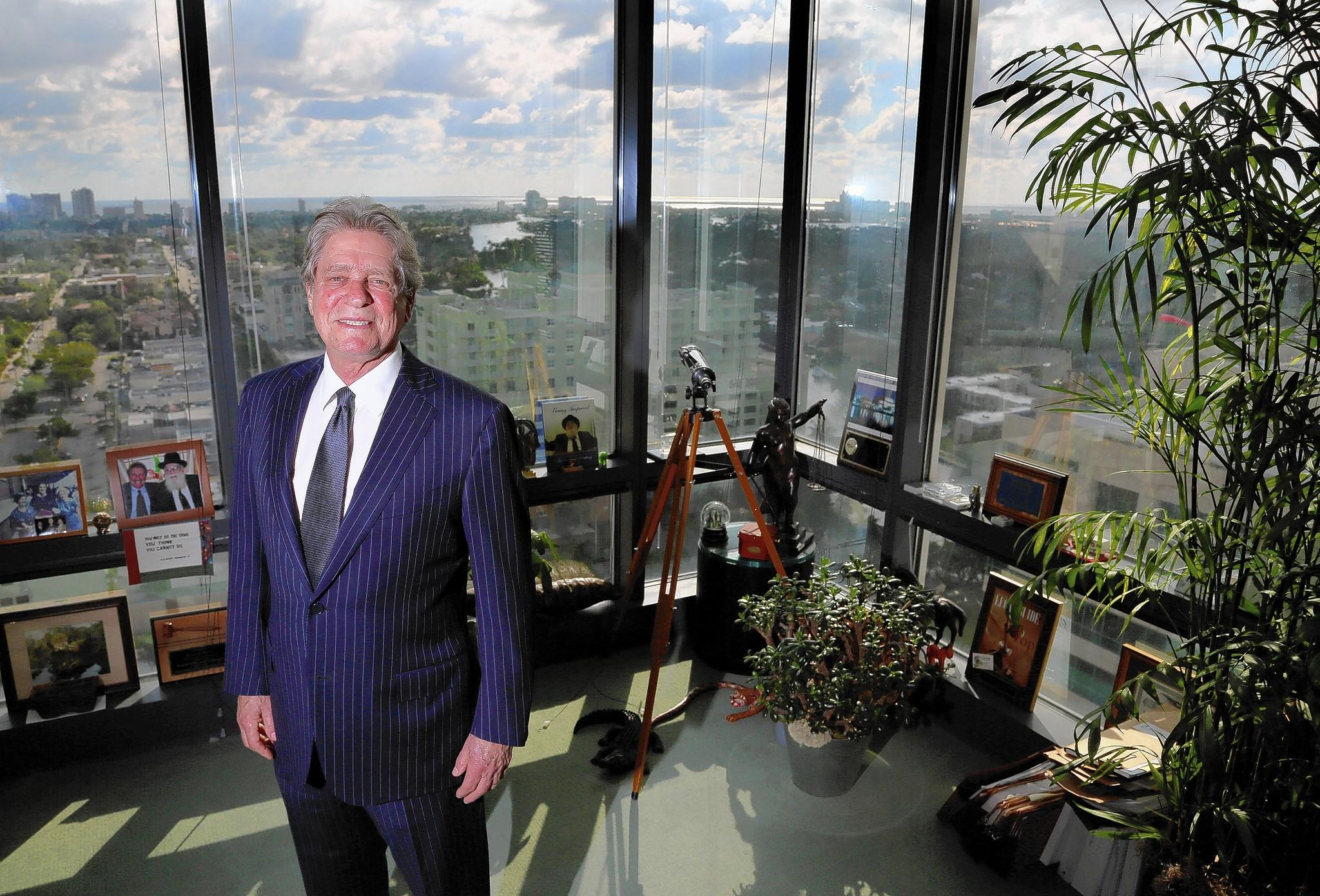 Brian Sherr, of the real estate law firm Greenberg Traurig, started First Southern Bank in Boca Raton a quarter century ago.
