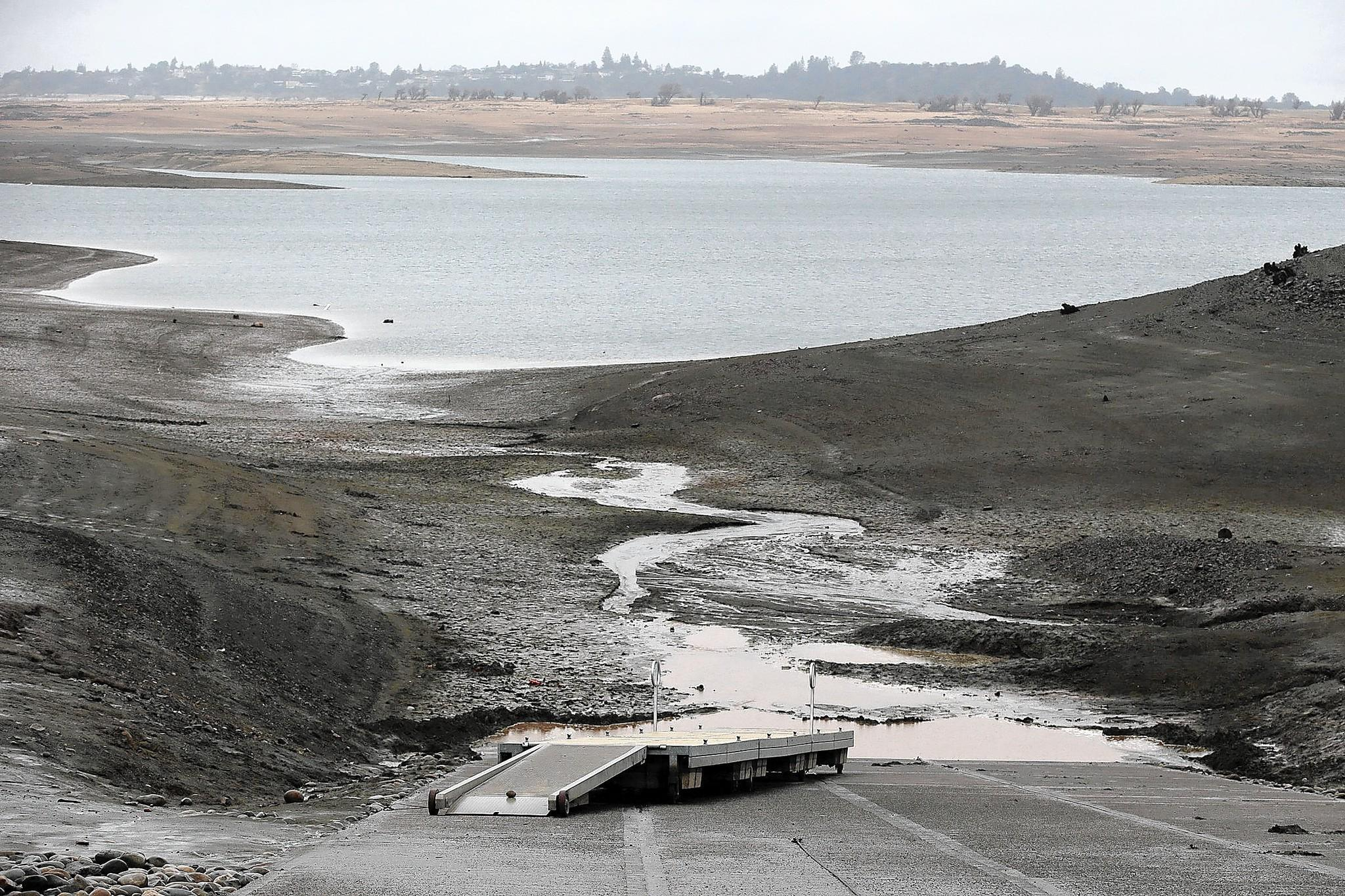 Letters California s doomsday droughts latimes
