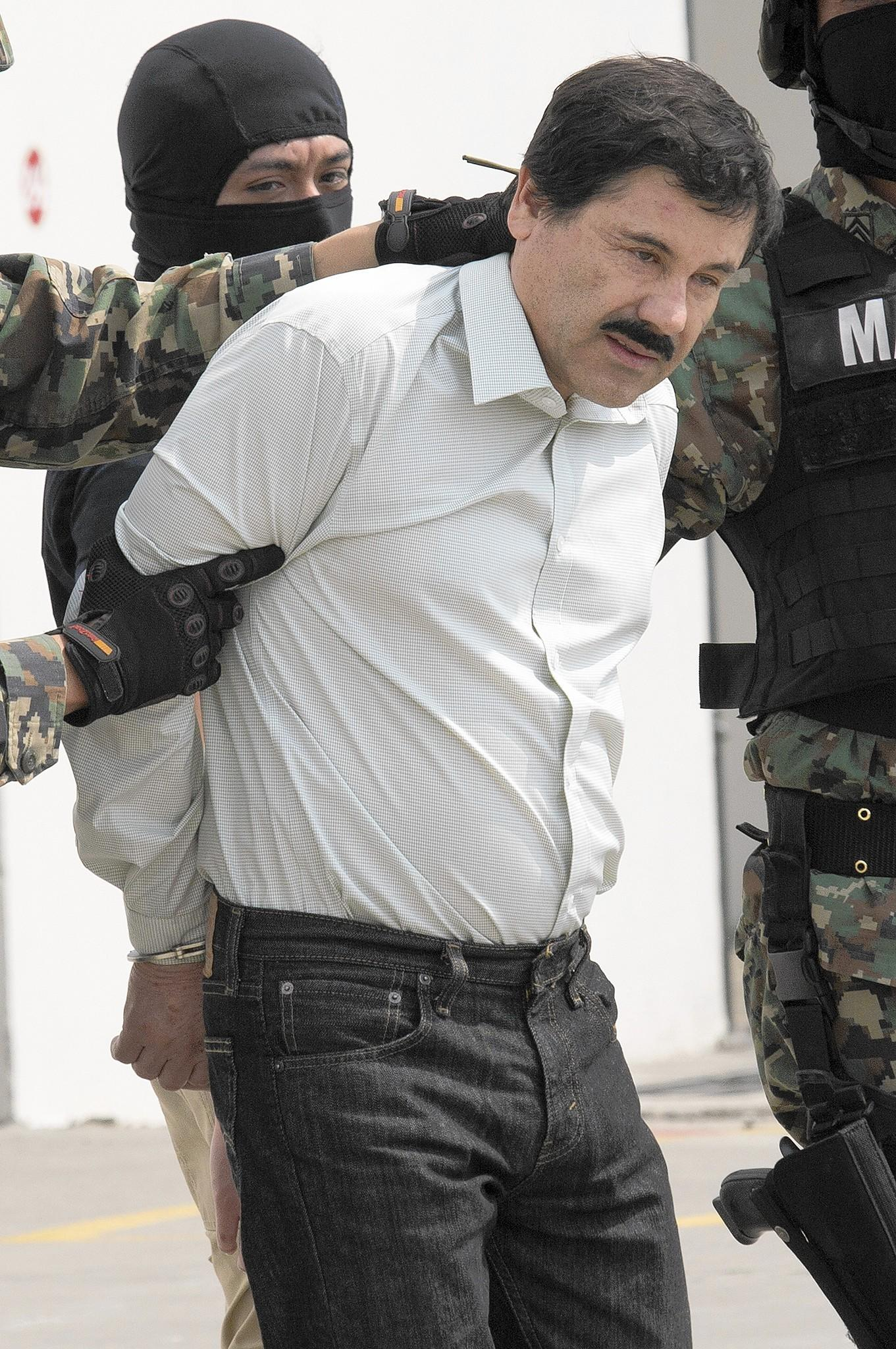 U S Considers Seeking Extradition Of Mexican Drug Lord