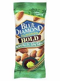 Blue Diamond Almond snack packs like this one were donated to Lake Cares Food Pantry in Mount Dora.