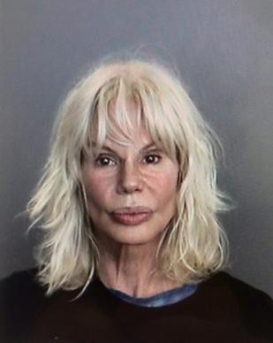 Former Los Angeles news anchor Bree Walker was arrested by Anaheim police Feb. 19, 2014, after authorities said she appeared drunk and refused to take a Breathalyzer test.