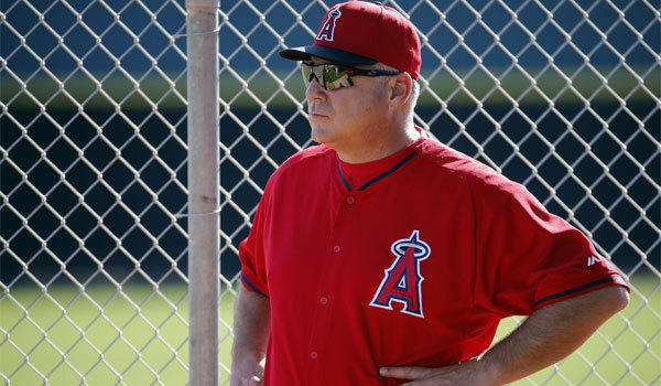 """""""I think it's an extremely difficult thing to try to legislate,"""" Angels Manager Mike Scioscia said about baseball's new rules on collisions at home plate."""