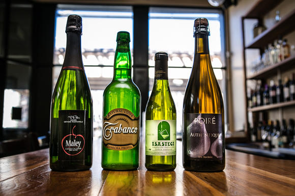 European ciders