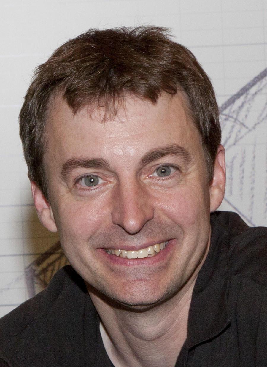 Mark Roe.