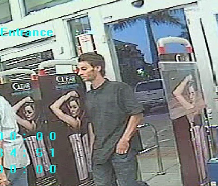 Broward Sheriff detectives are searching for an armed robber following at least three holdups within two weeks, in Deerfield Beach and Pompano Beach
