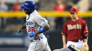 Dodgers and Diamondbacks to test each other as Cactus League opens
