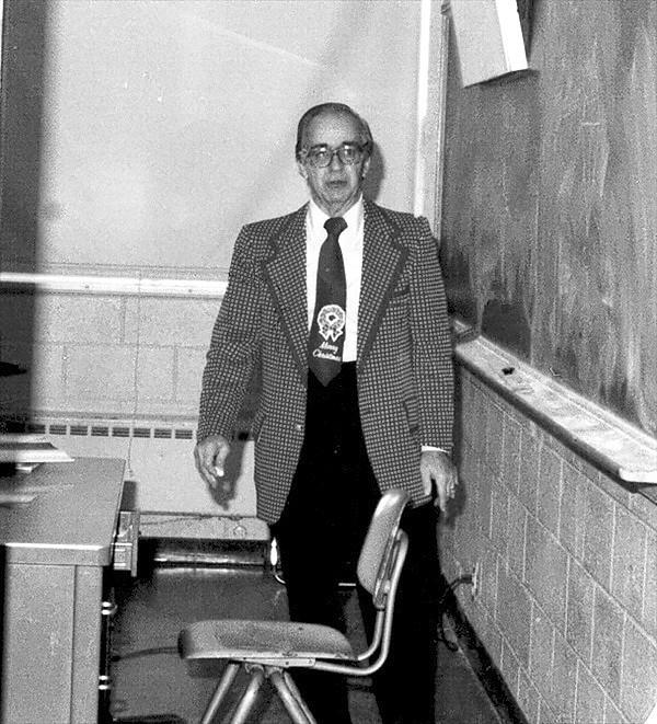 James Serpe taught at St. Ignatius College Prep in Chicago, Sacred Heart Seminary in Melrose Park and Loyola Academy in Wilmette.