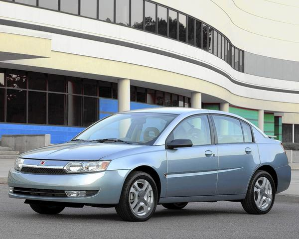 The 2003 Saturn Ion is among the models involved in the recall of 1.6 million vehicles over issues with ignition switches.