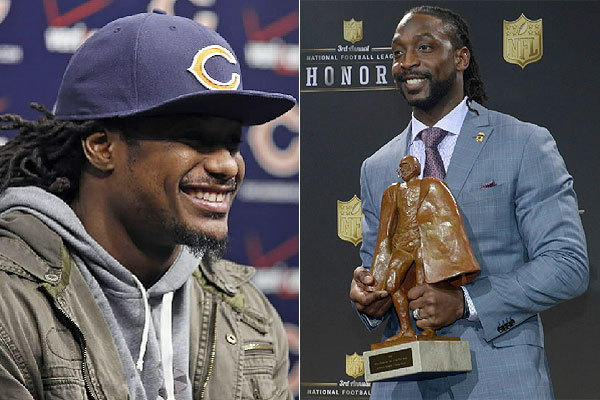 Bears cornerbacks Tim Jennings and Charles Tillman this offseason.