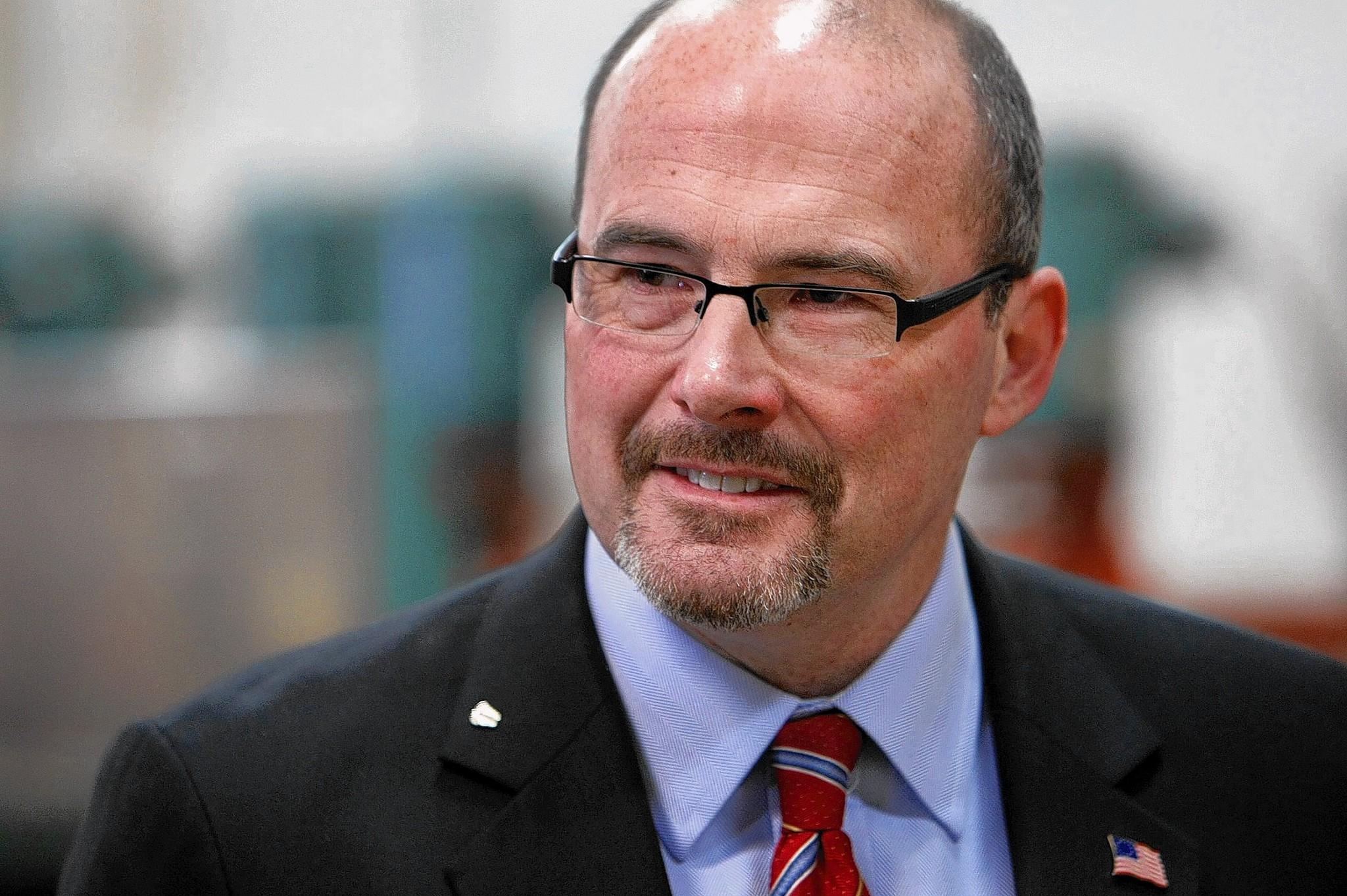 Assemblyman Tim Donnelly is seeking the Republican nomination for governor. In 2012 he tried to carry a gun through security at Los Angeles/Ontario International Airport. He was fined $2,125 and placed on three years' probation.