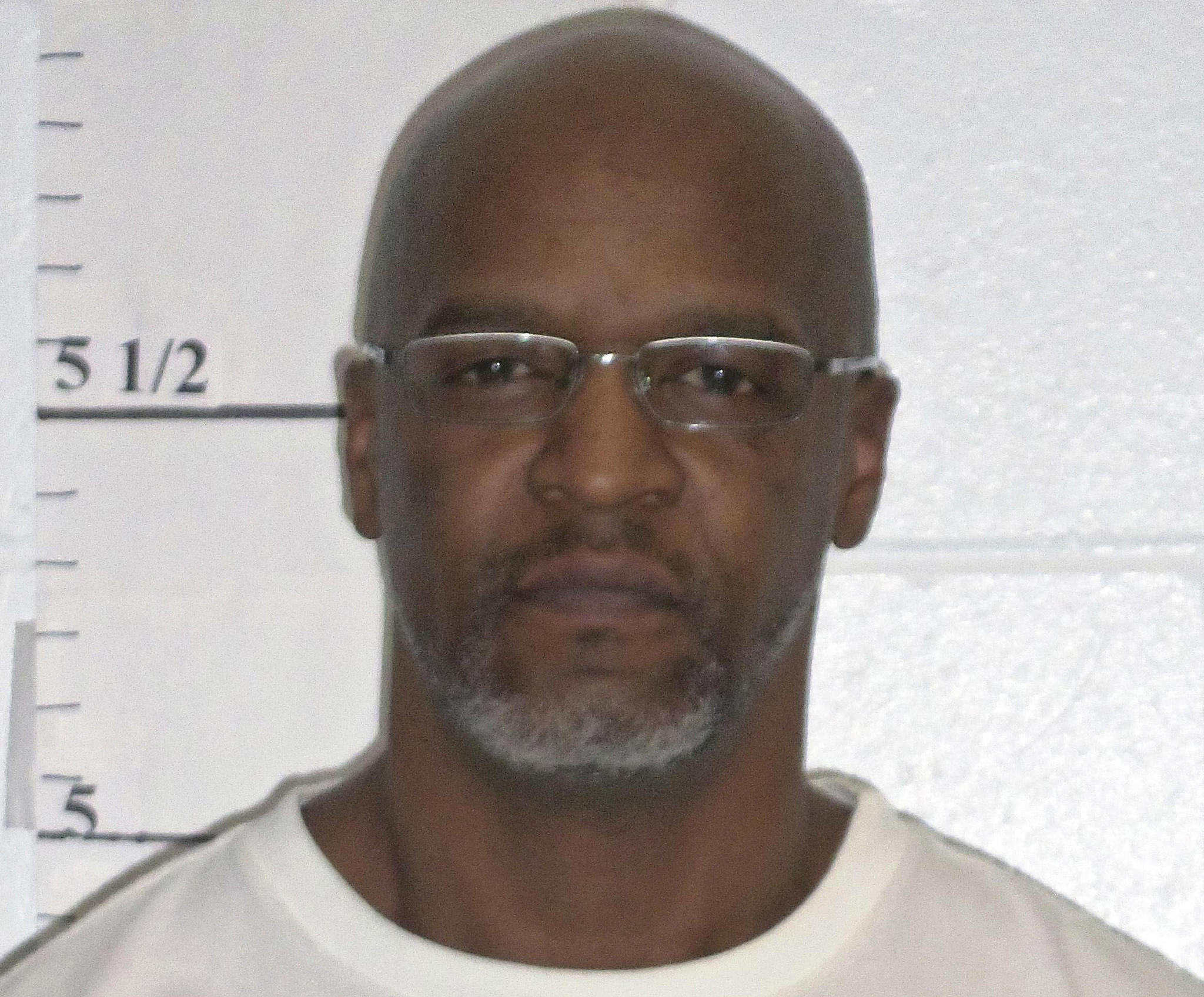 Convicted killer Michael Taylor is shown in this Missouri Department of Corrections photo released on Feb. 25.