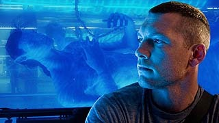 Sam Worthington in 'Avatar'