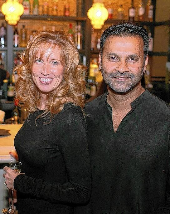 Hari and Jenneffer Pulapaka.
