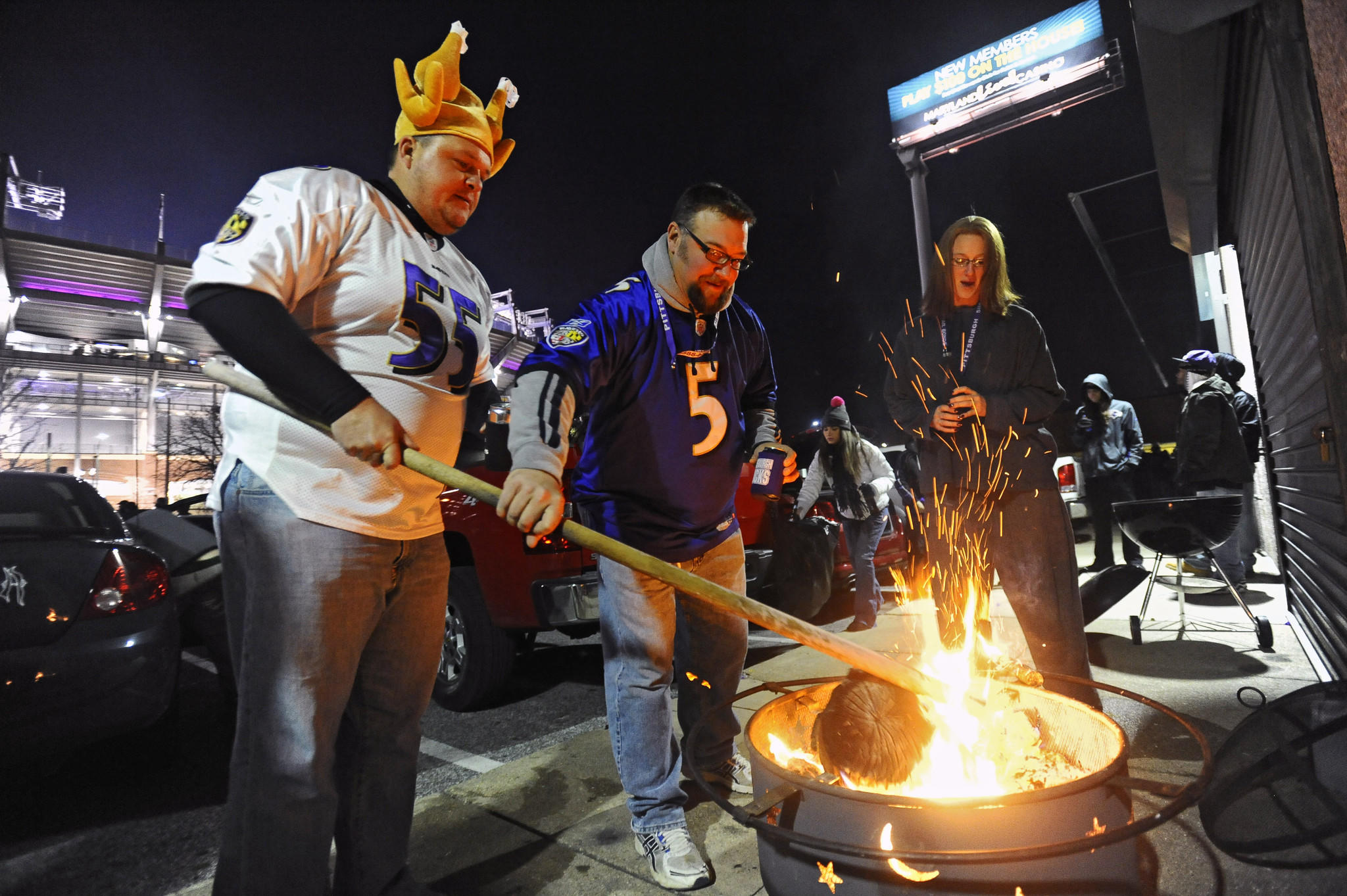 Ravens fans won't have to pay more for their tickets in 2014. The team has kept prices at M&T Bank Stadium the same as in 2013.