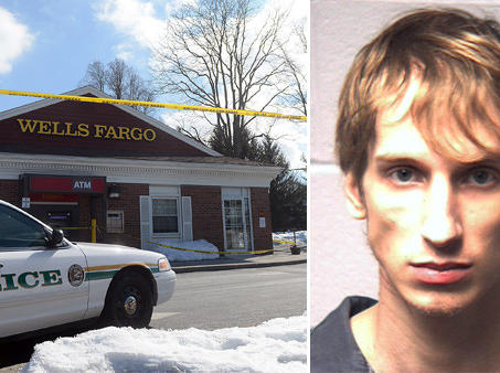 Palmer Township police are investigating a Wednesday afternoon bank robbery at the Wells Fargo on Freemansburg Avenue.