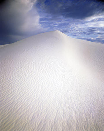 "New Mexico's famous white sands will help it stand in for ancient Egypt in the new TV series ""Hieroglyph."""