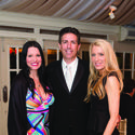 "Angela Vecellio, left, Wayne Pacelle and Laura Maloney were among the more than 250 guests at The Humane Society of the United States' ""To the Rescue!"" gala at Club Colette in Palm Beach Jan. 23. The gala raised more than $400,000 for the Humane Society's Puppy Mills Campaign."