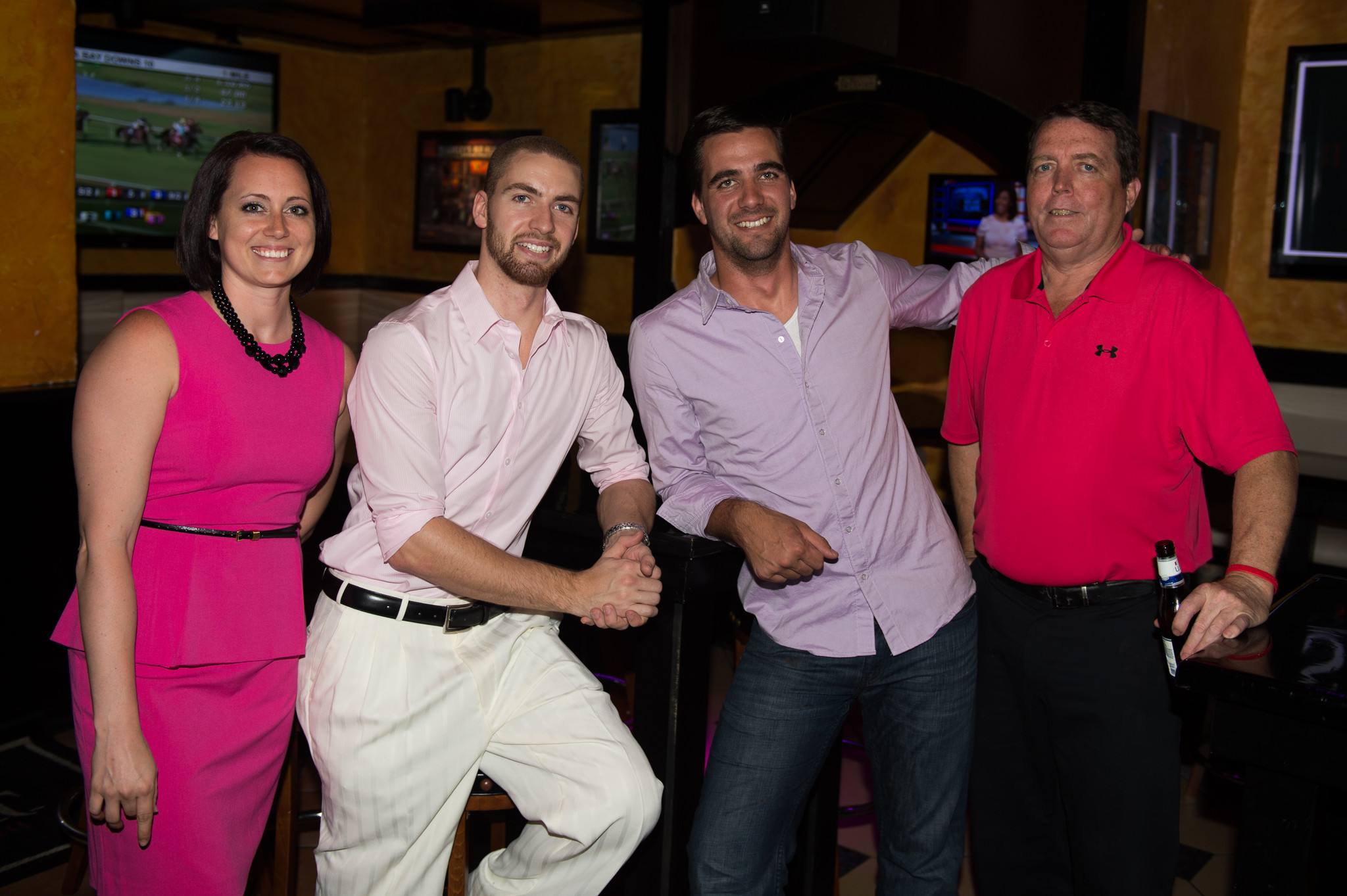 Society Scene photos - Green Goes Pink at Stout Sports Bar & Grill to Benefit Glam-a-THON