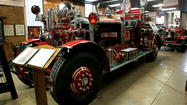 New fire museum in Chicago