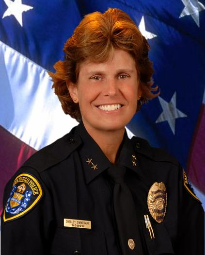 Shelley Zimmerman is Mayor-elect Kevin Faulconer's choice for San Diego police chief.