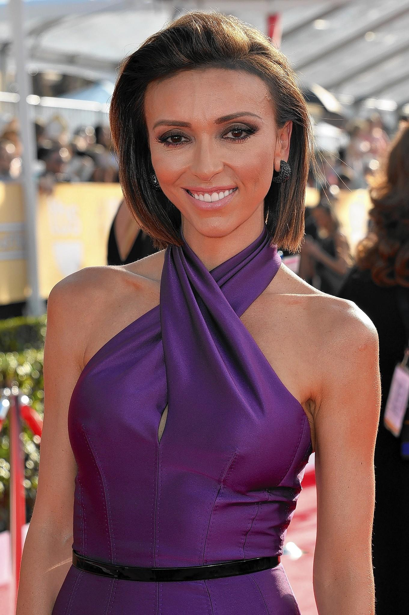 Giuliana Rancic attends the 20th Annual Screen Actors Guild Awards at The Shrine Auditorium on January 18, 2014 in Los Angeles, California.