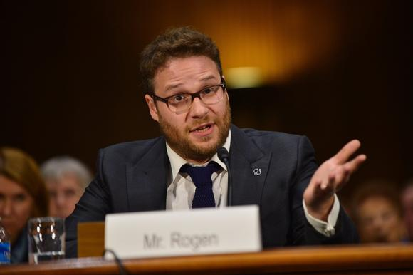Seth Rogen testifies on Alzheimer's