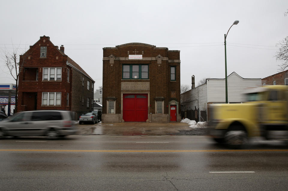 The Fire Museum of Chicago located at 5218 S. Western Ave. in Chicago is housed in an old fire station that closed 35 years ago.