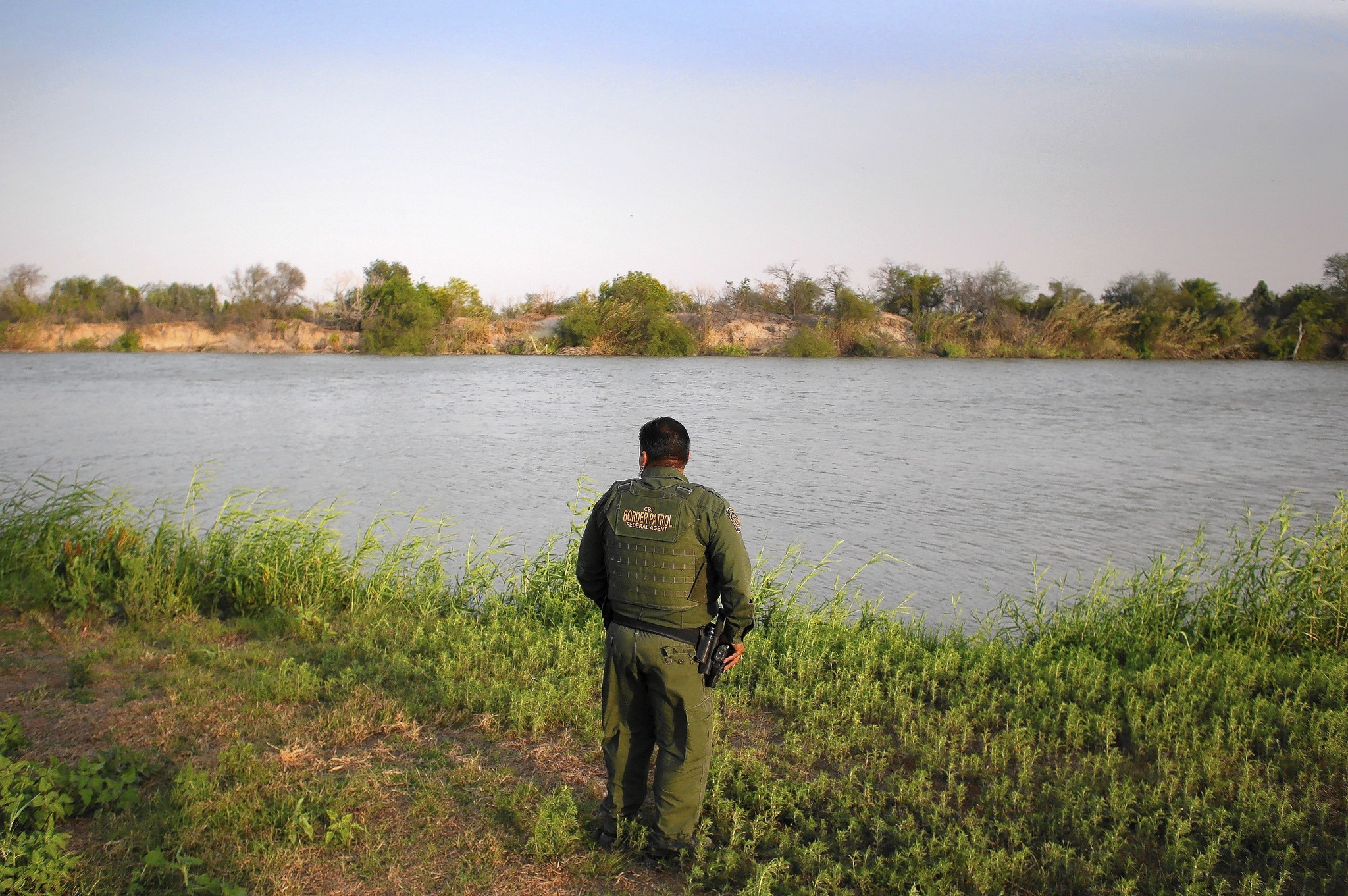 An independent report criticizes Border Patrol agents' use of force, including in several incidents in which they shot at people throwing rocks from the Mexican side of the border, sometimes with deadly results.