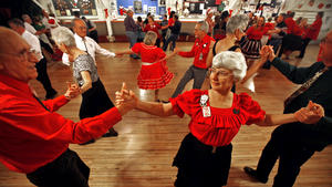 Cowtown Singles club: Square dancing to heal the heart