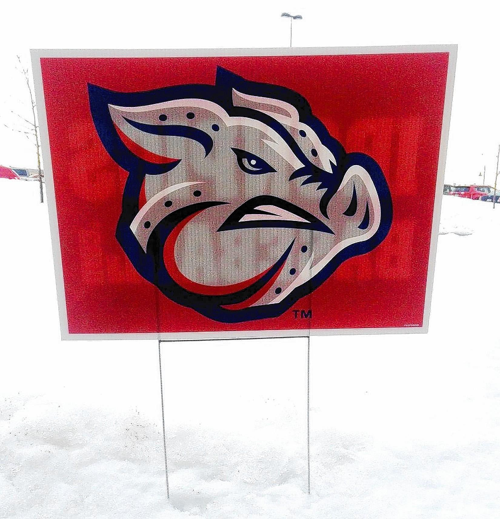 Free IronPigs yard signs will be available at National Pig Day Saturday at Coca-Cola Park.