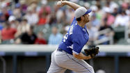 Dodgers ace Clayton Kershaw might not pitch in Australia