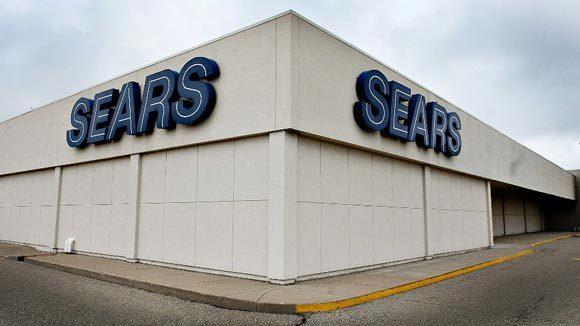 A Sears store stands in Peru, Ill.